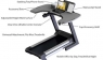 TrekDesk All-In-One Treadmill, Calorie Burner, and Office Space