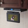 Under Cabinet TV With DVD Player