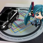 Augmented reality brings Japanese popstar Hatsune Miku to life