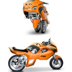 UNO 3 changes from scooter to motorcycle