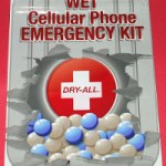 Wet Cellular Phone Emergency Kit