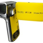 Sanyo offers new full HD waterproof camcorder – the Xacti VPC-CA102YL
