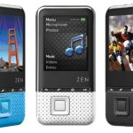 Creative announces X-Fi Style and ZEN Style portable media players