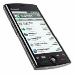 Kyocera Zio M6000 Android smartphone