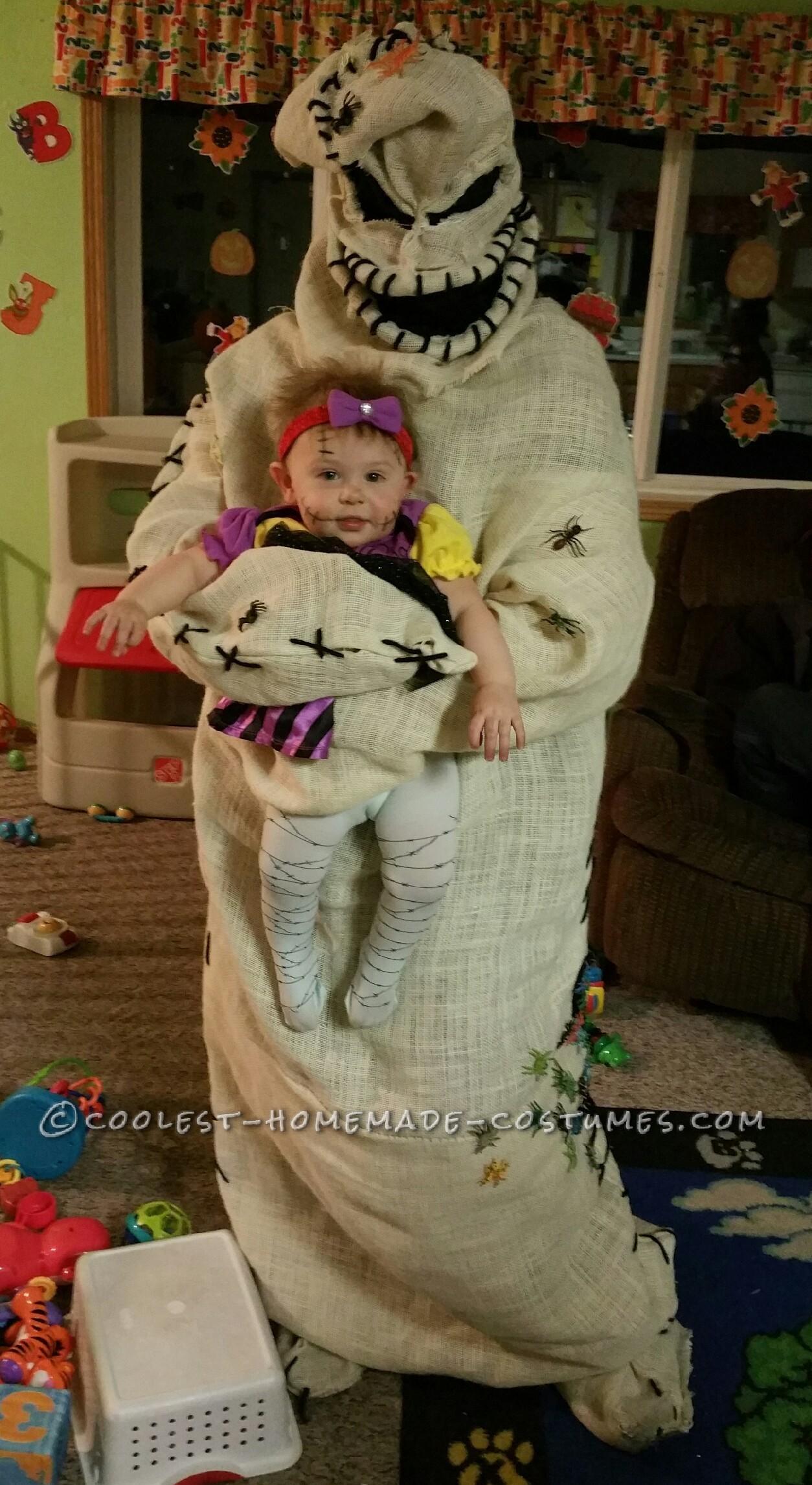 Famed Nightmare Before Halloween Costumes Happy Persia Lou Nightmare ...