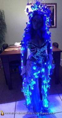 Stunning Homemade Adult Corpse Bride Costume