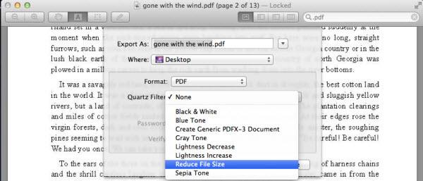 How to Compress PDF File Size on Mac OS X/Windows PC