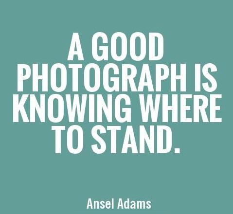 Photography Quotes and Sayings - Images, Pictures - CoolNSmart - photography quote