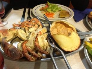 """Frischer Fisch und Meeresfrüchte in bester Qualität: Restaurant """"Azenha do Mar"""""""