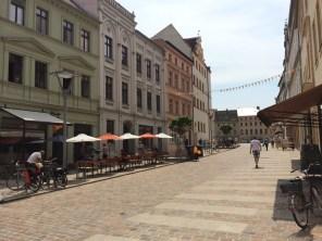 Altstadt Torgau - Bäckerstraße