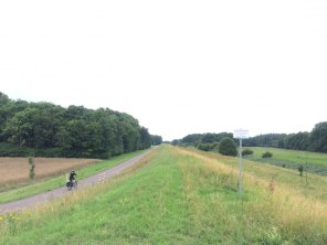 Elbdeich bei Wörlitz
