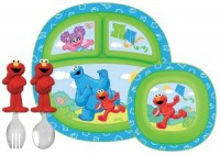 Sesame Street Dinnerware - Cool Stuff to Buy and Collect