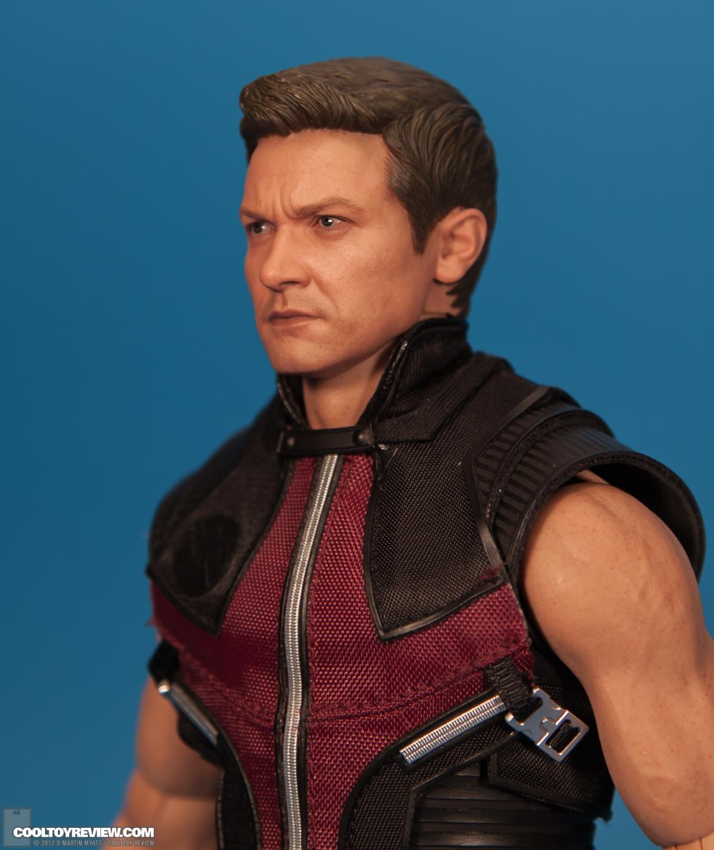 Hawkeye Avengers Jeremy Renner Hot Toys Jpg