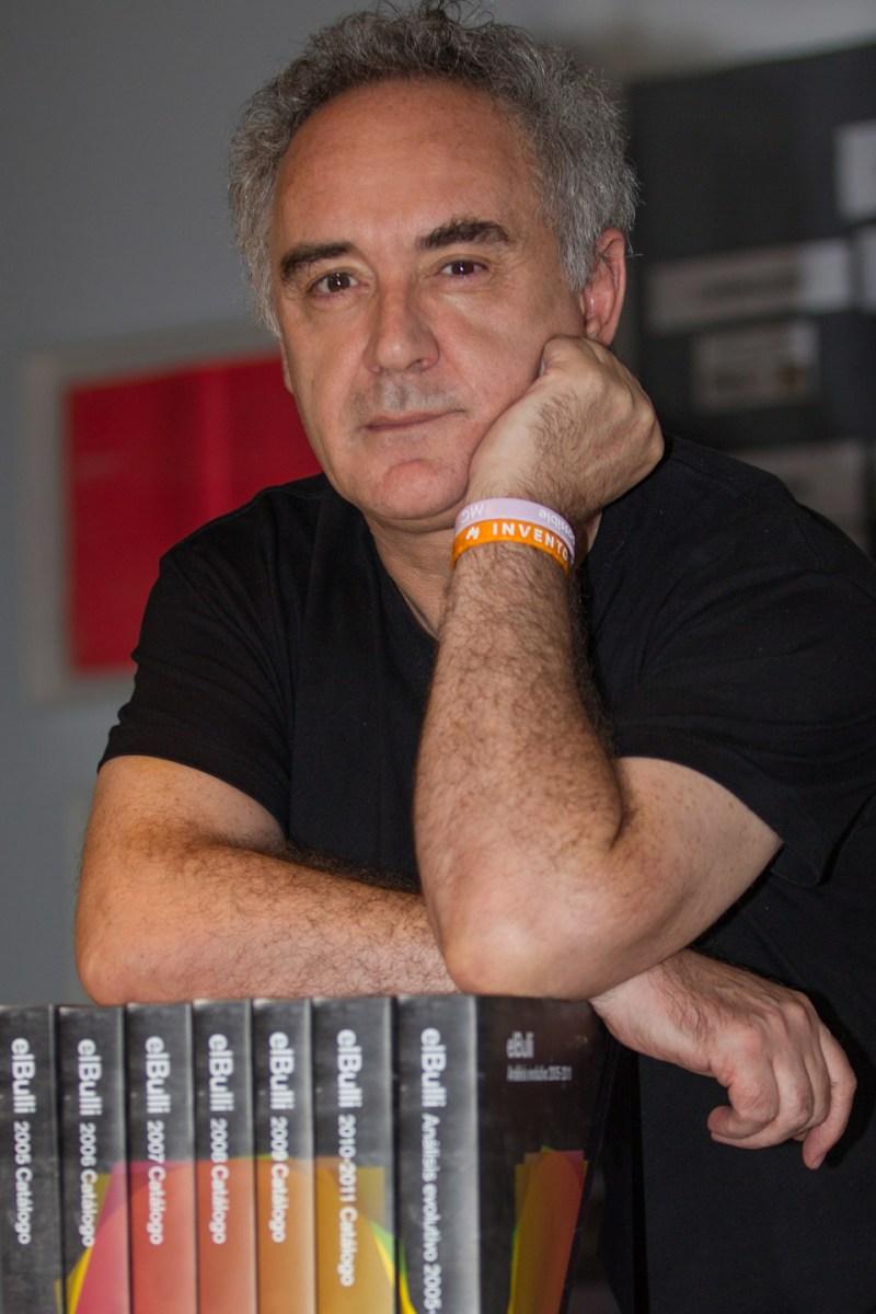 """Ferran Adrià: """"No es fácil encontrar talento. A mí me fascina encontrar gente que sabe más que yo"""""""