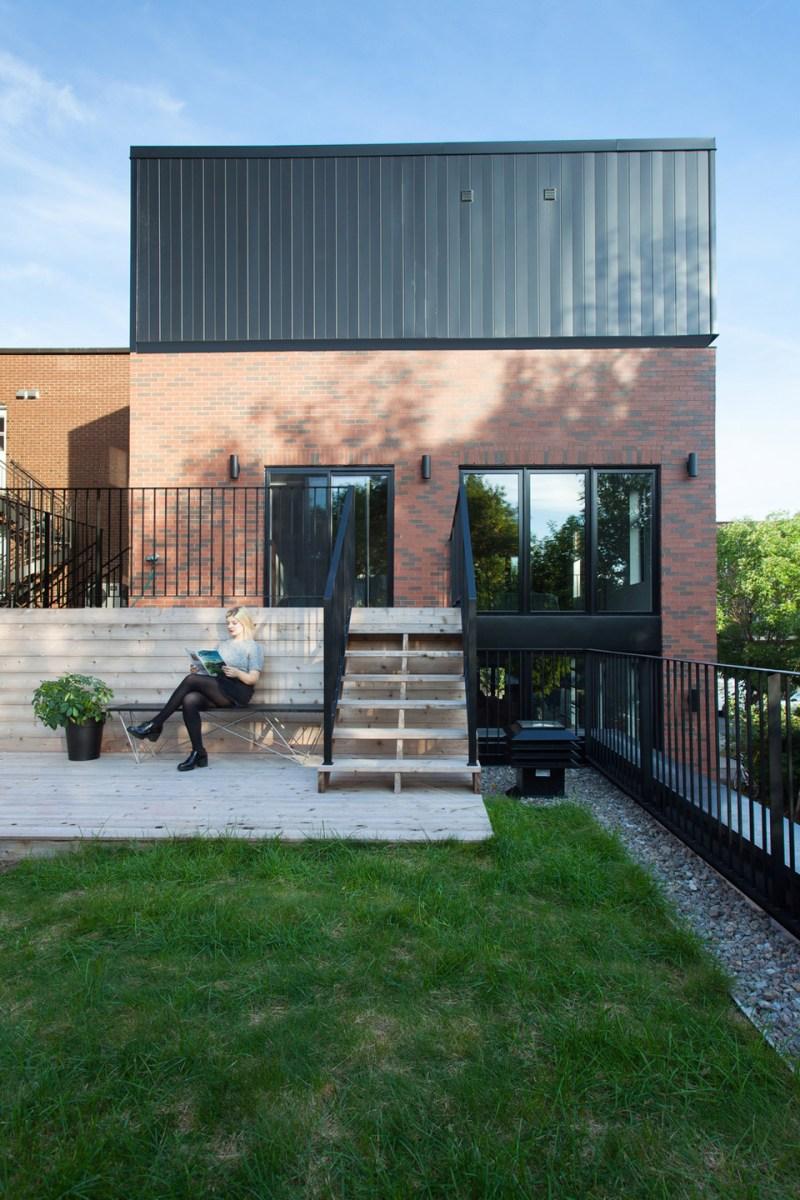 GOUNOD Residence | Convertir un dúplex de época en una casa llena de luz