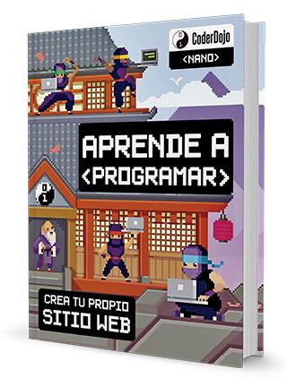 Crea tu propio sitio web | Un libro para que los más pequeños aprendan a programar