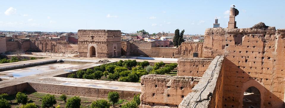 Palacio El Badi (Marrakech)