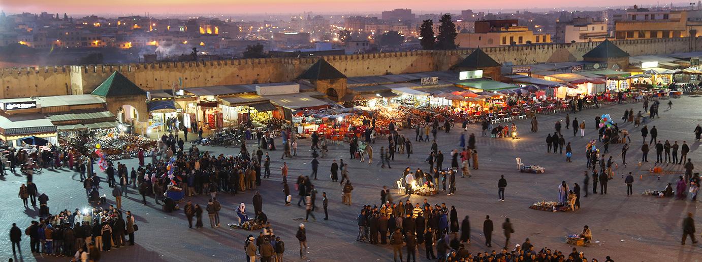 Plaza El Hedim (Meknes)