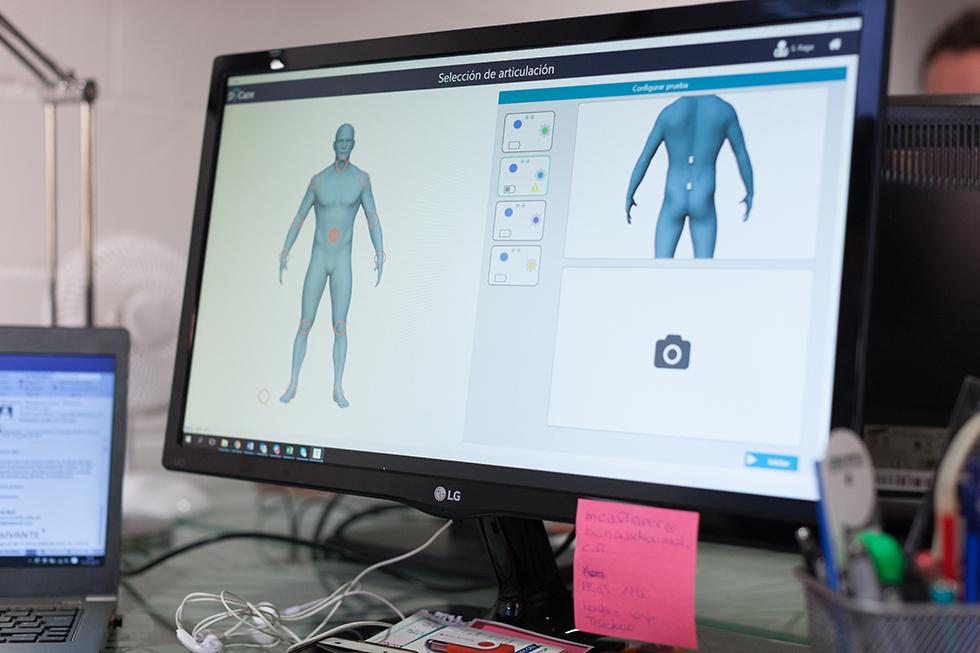 DyCare | Una startup que ofrece soluciones para patologías del sistema músculo-esquelético