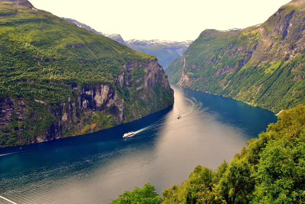 Noruega | Ruta en coche de Trondheim a Bergen