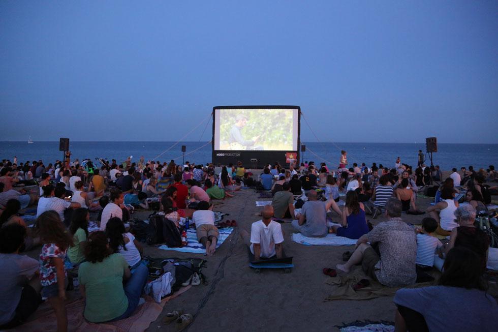 Cinema Lliure a la Platja desvela la programación de su séptima edición