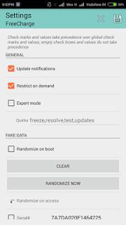 UPDATE 2 [*LOOT*] FREECHARGE APP TRICK-REFER AND EARN UNLIMITED-NOV'15