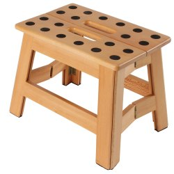 Small Crop Of Wooden Step Stool
