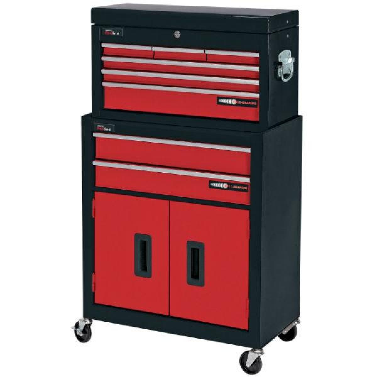 Red Line 2 Drawer Roller Tool Cabinet & Chest