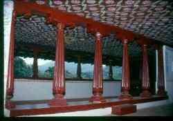 Nalaknad palace interior