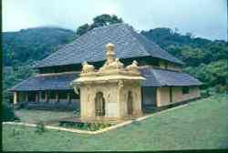 outer view Nalaknad palace