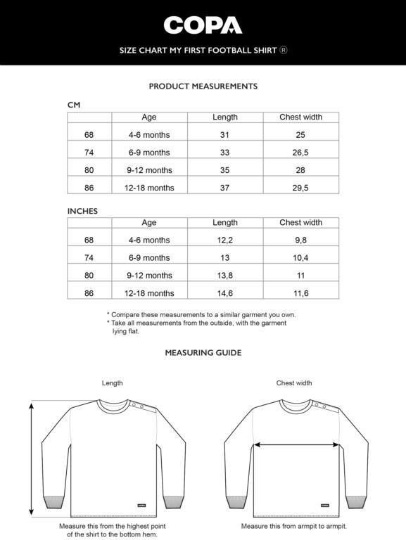 Shop U C Sampdoria \u0027My First Football Shirt\u0027 6823 Buy online