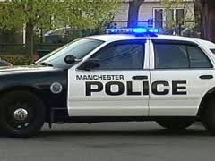 Manch PD car