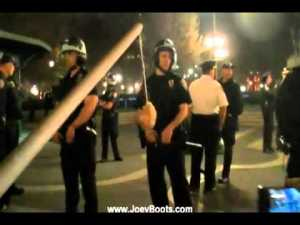 Video thumbnail for youtube video Occupy Protesters Go Fishing - For Cops | Cop Block