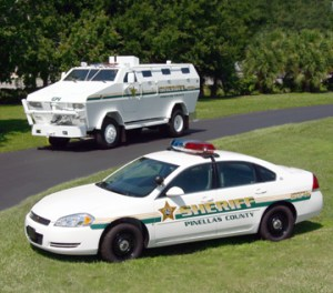 Open Letter to Pinellas County Sheriff on Red Light Camera Tickets and Gun Control