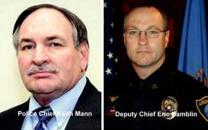 Ardmore Oklahoma Police Chief, Deputy Chief on Leave Pending Investigation