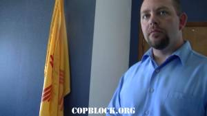 Talking to Police Employees in NM