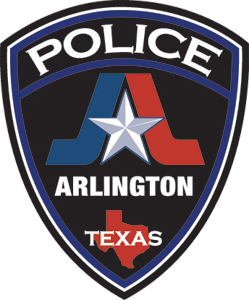 Arlington TX Police Dept Patch