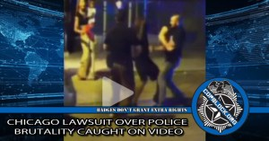 Chicago Lawsuit Over Police Brutality Caught on Video