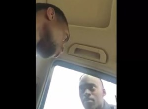 BREAKING: Tough Guy Cop Verbally Assaults Driver (Video)