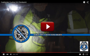 Lehigh Valley CopBlock DUI Checkpoint