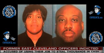BREAKING! East Cleveland Police Criminals Indicted