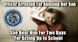 JSO Deputy Arrested For Felony Child Abuse For Beating Her Own Child