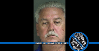 Palm Beach Sheriff's Deputy Caught Stealing from Fraternal Order of Police