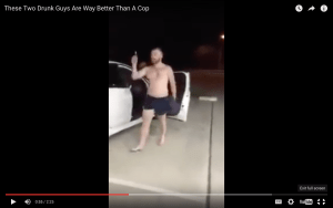 Better Than A Cop: Pair of Drunk Men Stop Robbery In Under Two Minutes (VIDEO)