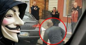 Anonymous Doxed 52 Cincinnati Cops as Revenge for Deadly Shooting Caught on Video