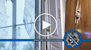 Cops With Dept. Accused Of Gang Ties Respond To Wrong Home, Open Fire