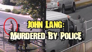 VIDEO: The Horrific Story of John Lang Who Was (Most Likely) Murdered by Fresno Police
