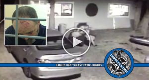 Surveillance Video Proves Cops Are Liars: Assaulted Man For No Reason