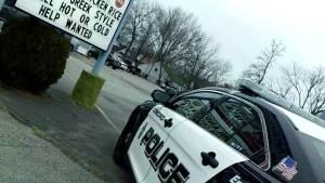 Officer McNutt and Cumlately Arrest Man for Riding Bike on Sidewalk; No Joke