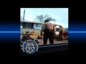 San Bernardino Sheriffs Punch and Taze Multiple Individuals; SHOCKING VIDEO